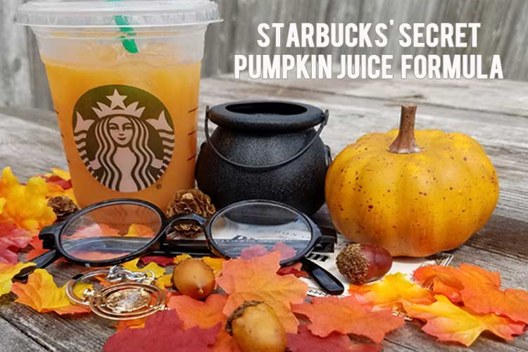 Starbucks' Secret Pumpkin Juice Formula
