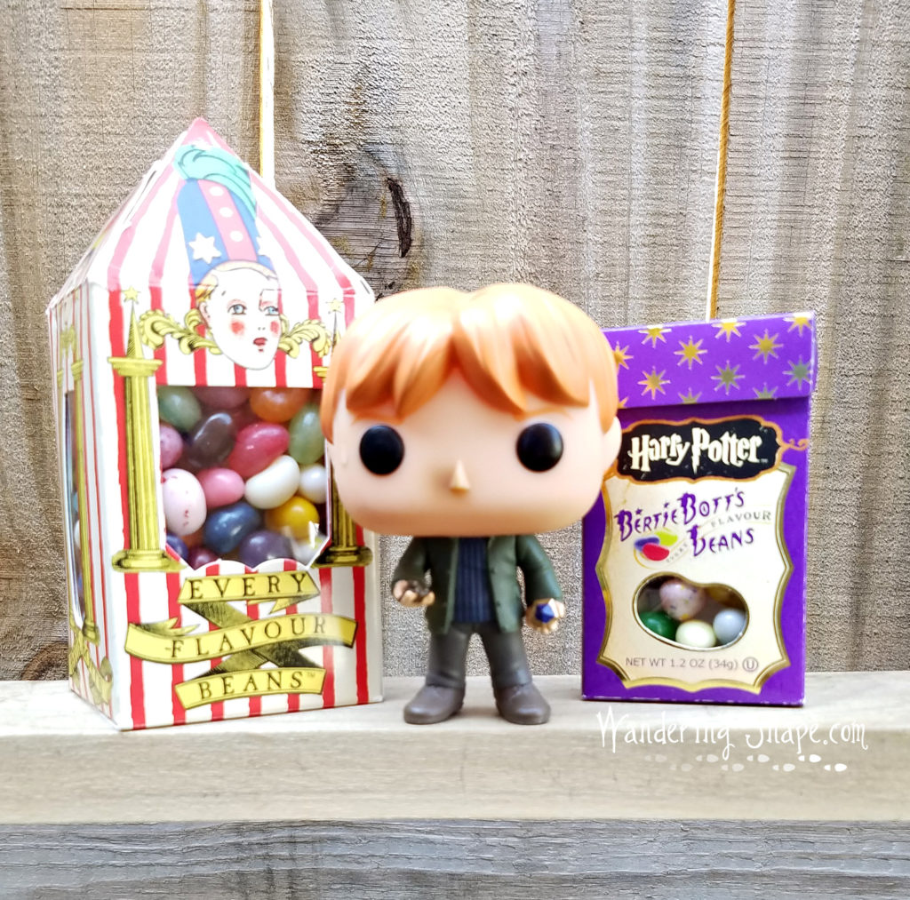 Happy Back to Hogwarts Day! Follow along as Funko Harry Potter and friends get ready to return to school for a new term @ ThatGeekishFamily.com