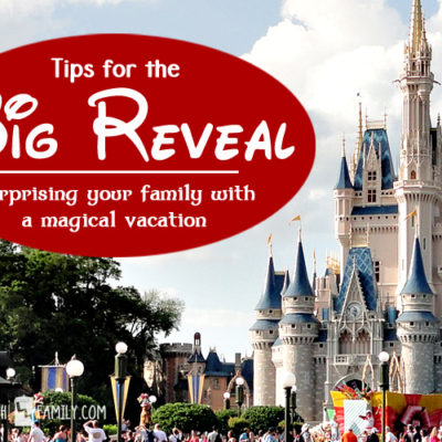 8 Tips to Surprise Your Kids with a Magical Vacation