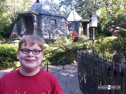 Flight of the Hippogriff - Our first visit to Universal Orlando and Wizarding World of Harry Potter - come check it out for details on vacation planning and having fun!