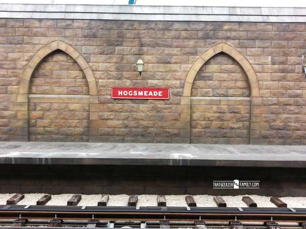 Hogsmeade Station to Kings Cross: Our first visit to Universal Orlando and Wizarding World of Harry Potter - come check it out for details on vacation planning and having fun!