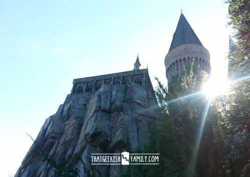 Hogwarts will always be my home! Our first visit to Universal Orlando and Wizarding World of Harry Potter - come check it out for details on vacation planning and having fun!