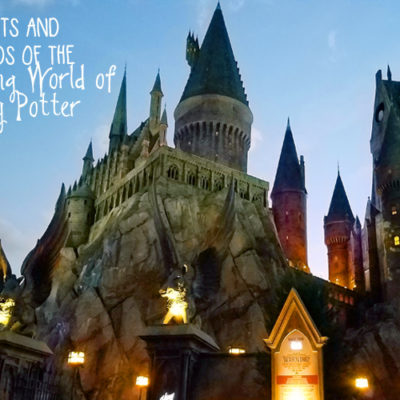 Sites and Sounds of Wizarding World of Harry Potter