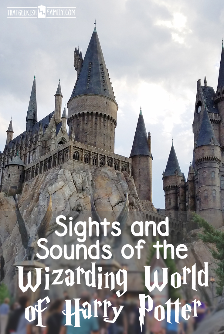 Experience the unexpected sites and sounds of the Wizarding World of Harry Potter for your next Florida Vacation @ Universal Studios